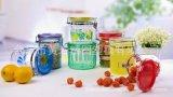 花茶包装密封罐 中草药包装易扣罐     塑料包装容器