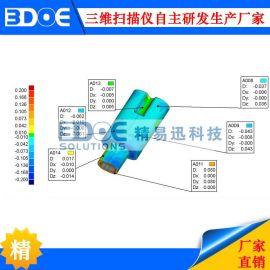 工业抄数3D扫描仪,程设计3D扫描仪