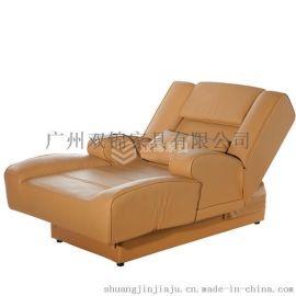 双锦家具 **超纤皮电动水疗沙发定做 SN-644
