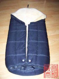 羊剪绒婴儿睡袋