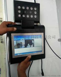 郑州海一电子厂家直销中距离人脸识别门禁考勤一体机