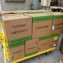 康普/Commscope 六类非屏蔽网线1071ESL 六类千兆双绞线 无氧铜网线305米