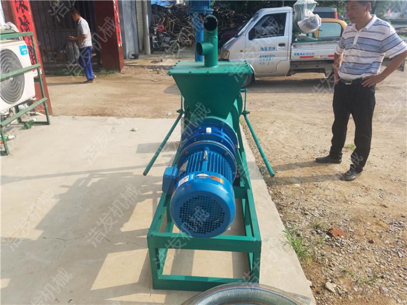 九江粪便处理机 污水处理机 屠宰场粪污分离机