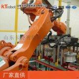 碼垛機器人廠家 高產品質量 高安全性碼垛機器人