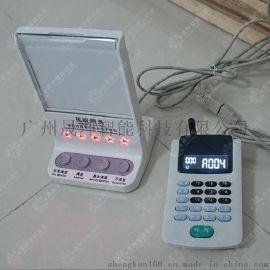 广州晟坤触控 无线数码液晶21键呼叫器 无线叫号器 呼叫器 液晶呼叫器 中文呼叫器 排队取号系统