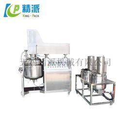 石墨烯搅拌机,真空均质搅拌机,工业生产乳化机