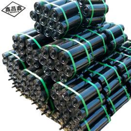 矿用平行托辊 碳钢三连串托辊