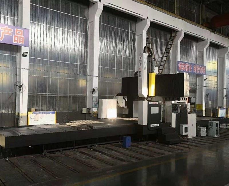 精科大恆重型龍門銑牀龍門加工中心專業生產廠家