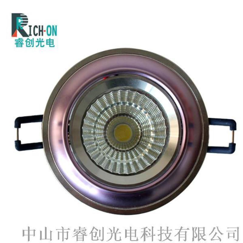 睿創光電歐美金色款LED天花燈
