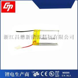 厂家     离子软包电池 702840聚合物电池900mAh