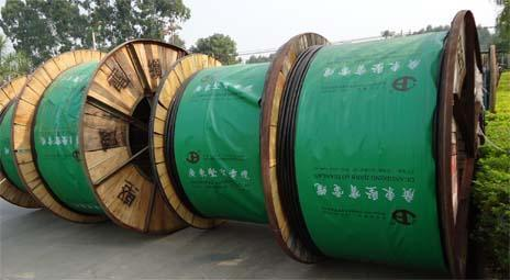 堅寶YJV 銅芯交聯聚乙烯絕緣聚氯乙烯護套電力電纜