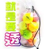 【球王GOLF】高爾夫球包裝袋 裝球袋 透明袋