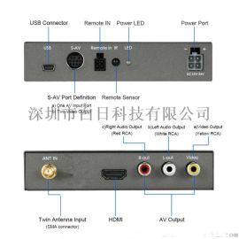 高清ISDB-T 车载高清ISDB-T机顶盒单头