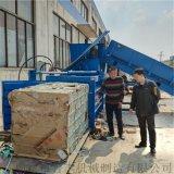 大庆160吨卧式大型玉米秸秆液压打包机
