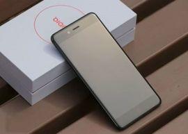 努比亞(nubia) 努比亞N3 全面屏智慧手機雙卡雙待 全網通 4GB + 64GB 曜石黑