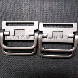 厂家直销合金铁材质双d扣大量现货供应