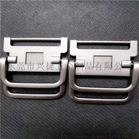 廠家直銷合金鐵材質雙d扣大量現貨供應