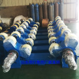 5吨罐体圆罐焊接滚轮架托轮支架10吨焊接滚轮架托轮