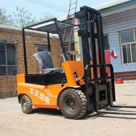 电动堆高车 卸货车 全自动液压式叉车