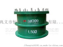 直销碳钢材质DN200双密封柔性防水套管