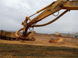 大功率挖掘机抽沙泵耐磨挖机泥浆泵液压吸砂泵