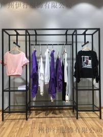 杭州哪里有走份拿货红雨鸶品牌折扣女装厂家一手货源