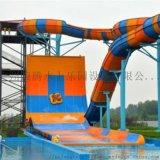 水上乐园设计/设施冲天回旋滑梯供应厂家广州浪腾