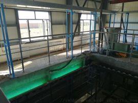 新疆框架式紫外线消毒器金银川镇一团污水处理厂
