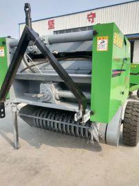 稻草秸秆捡拾打包机,麦秸打捆机圆捆机