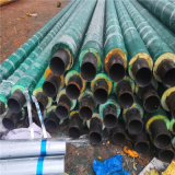 德州 鑫龙日升 钢预制保温管 DN1000/1020聚氨酯硬质发泡预制管