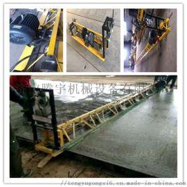 混凝土框架整平机5.5米报价桥梁路面用震动梁