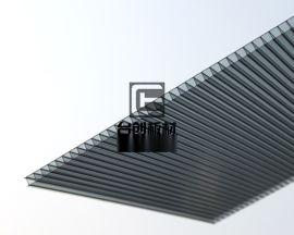 马尔康县壤塘县绿色阳光板 米字型PC阳光板