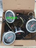 济柴水温表12V190柴油机仪表盘进出水温度表