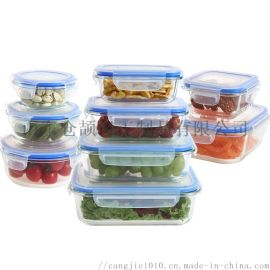 美国DANOO高硼硅玻璃保鲜盒套装