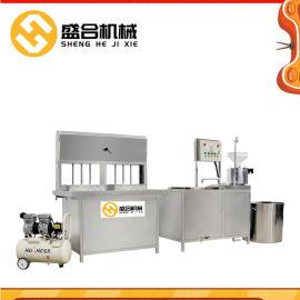 小型豆腐机价格 山东商用全自动豆腐机 多功能豆腐机