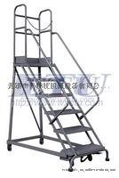ETU易梯优|带自动锁定机构的防滑踏板登高梯,专利产品拆装式