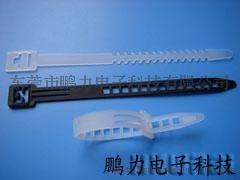厂家直销鱼骨型可重复使用扎带 束线带 价格优 质量保证AST-210-236