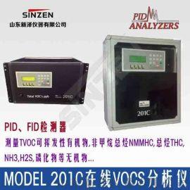 新泽仪器挥发性有机物VOC,非甲烷总烃分析仪,进口便携式VOCS分析仪