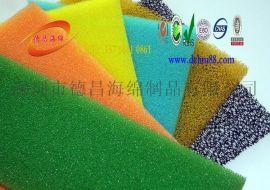 活性炭過濾棉 水處理分離材料 游泳池分離材料 水處理材料 深圳過濾海綿