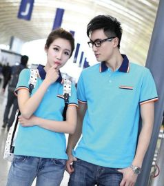 天河区公司文化衫定做 公益活动宣传服现货 夏季T恤衫