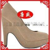 梭織120克麂皮絨鞋材面料