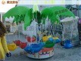 椰子树秋千飞鱼价格,广场上的旋转飞鱼多少钱一台,儿童电动飞鱼