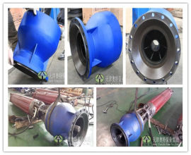 襄樊市枣阳市AT600QJT大型深井潜水泵\10寸12寸出水口径