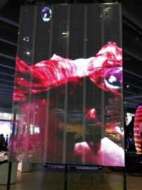 LED全彩透明显示屏