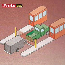 车辆分离光栅性能