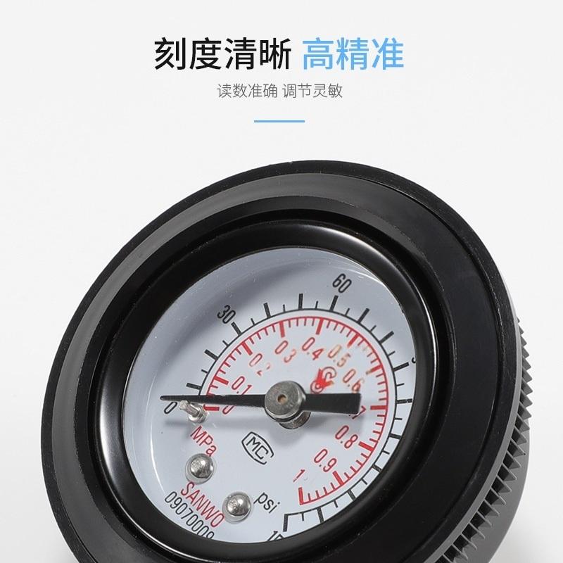 气压表 SG36-10-01PM 面板式压力表
