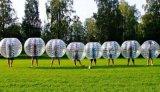 浙江台州景區趣味遊樂設備充氣透明碰碰球