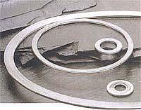金属缠绕垫片石墨缠绕垫片金属垫片