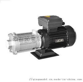 浙江沁泉 CHLF型卧式不锈钢冲压多级离心泵