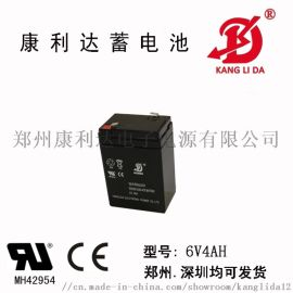 儿童玩具车蓄电池6V4AH电瓶 厂家直销